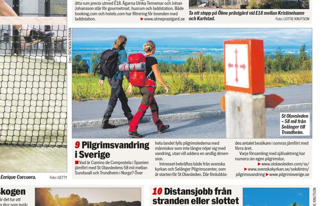 Aftonbladets resebilaga