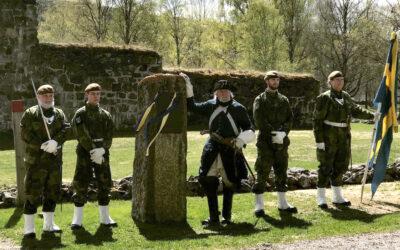 Högtidlighållande av slaget vid Valla 1721